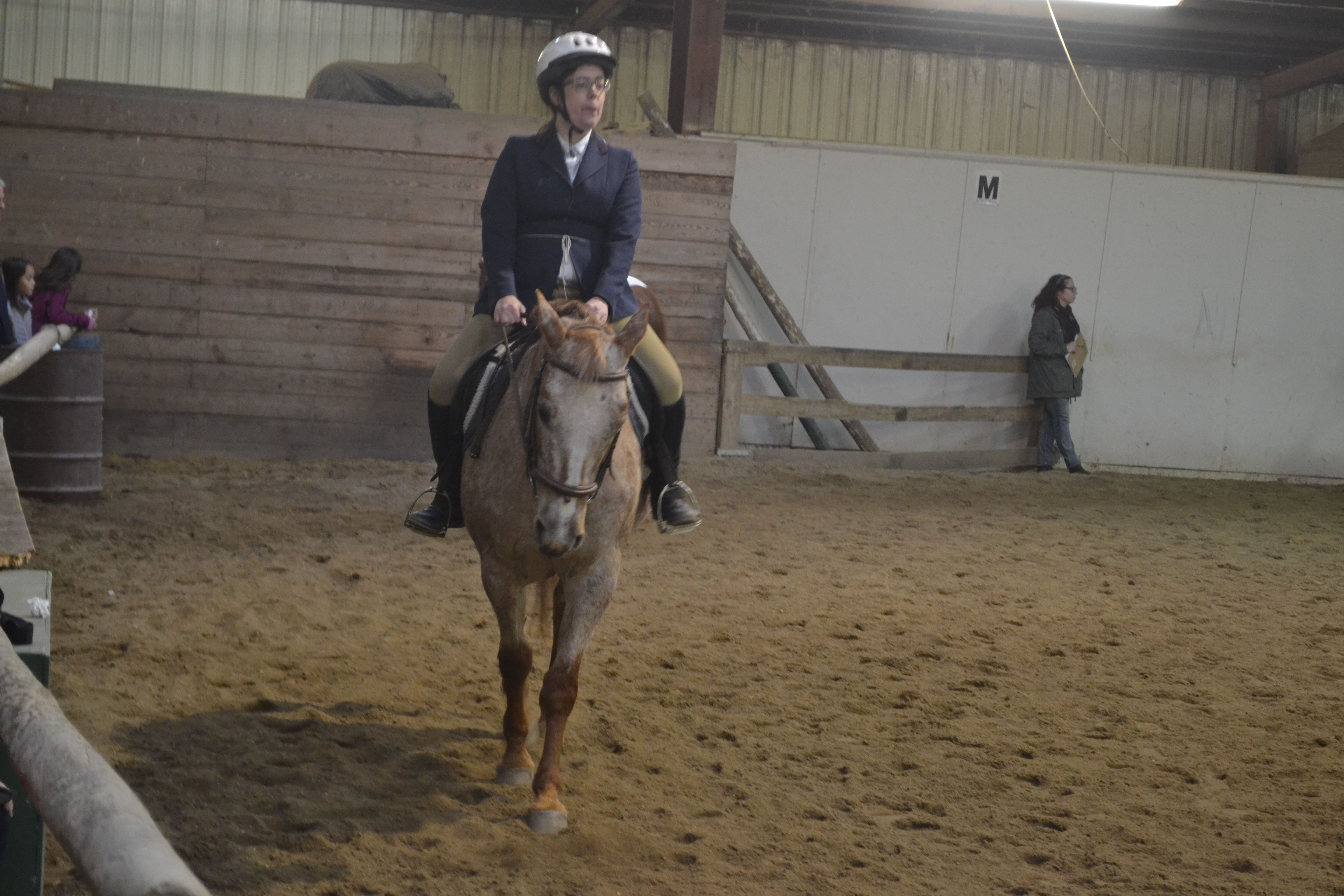 Author riding